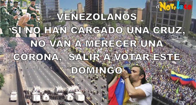 52.000 venezolanos han pedido asilo aqui donde votar en todo el mundo