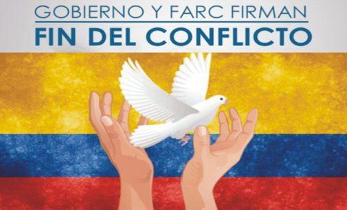 Creímos que se cantaba el himno nacional, que Uribe y Santos se abrazarían, soltarían palomas (Noe Ochoa)