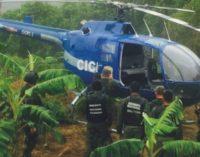 Patricia Poleo, muestra donde y con quien esta el piloto del helicóptero