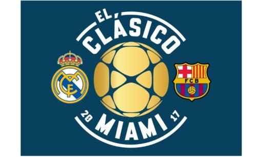 Barcelona se impuso sobre el Real Madrid en Miami con el aporte de Messi
