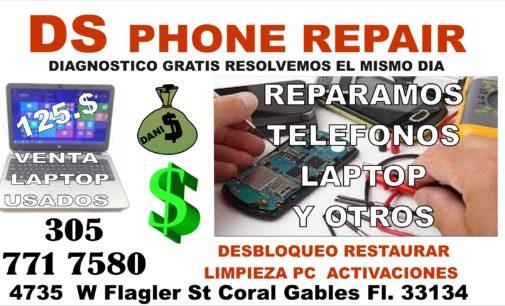 Revisamos  su telefono, tableta, computador, gratis 305 771 7580