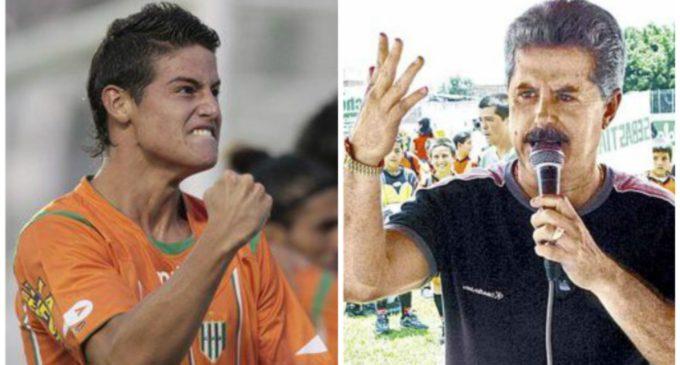 Gustavo Upegui: el mafioso que le dio el empujón a James Rodríguez