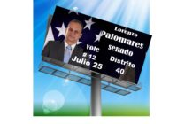 Lorenzo Palomares aspira al Senado de la Florida por el distrito 40