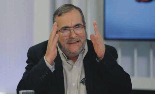 Timochenko consultara a los colombianos su candidatura a la Presidencia