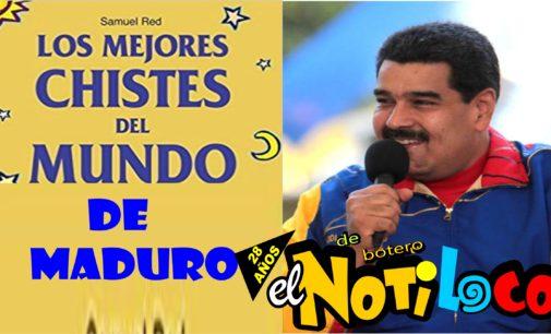 Los chistes de Maduro y el loro, Maduro con Uribe, con  Jaimito,  Compartelos
