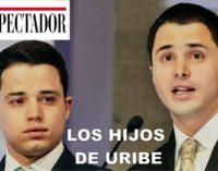 Porqué? satanizan los hijos de Uribe?  Tienen una maestría en Stanfor, Limpiaron baños en  Burger King.
