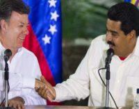 Maduro pensó que por ayudarnos en proceso de paz, nos íbamos a tapar los ojos: Santos