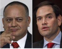Supuesto plan de Diosdado Cabello para asesinar a Marco Rubio
