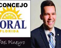 Rafael Pineyro joven venezolano busca el concejo del Doral entrevista , Jaime Bayly,