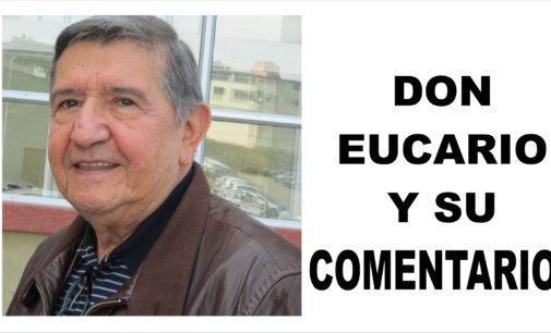 El regaño de don Eucario, para Annette Taddeo y Jose Felix, para el  distrito 40