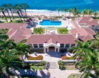 El Huracán Irma destruyó mansión de Donald Trump