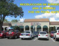 Donaciones  en Ana G. Mendez fue un total exito, las fotos aqui