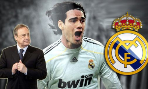 Fichaje del 'Tigre' Falcao al Real Madrid?
