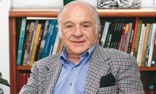Murio Fabio Echeverri Correa  de la Andi