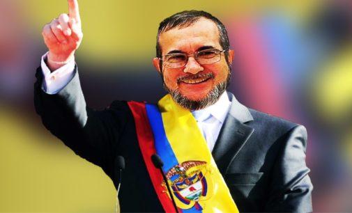 Timochenko sera candidato presidencial de las Farc