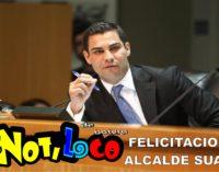El nuevo alcalde de Miami es el joven politico Francis Surez de 40 años
