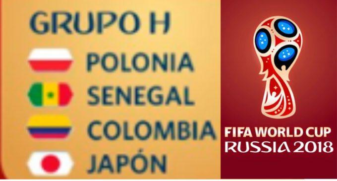 Grupo H: La suerte le sonríe a Colombia