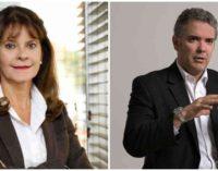 Marta Lucia Ramirez e Ivan Duque seran formula en las presidenciales