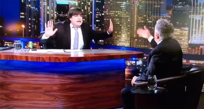La pelea Jaime Bayly y Rafael Poleo a los gritos en Tv.