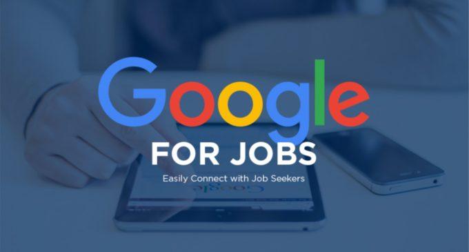 Google tambien le ayudara a conseguir el trabajo de sus suenos donde  Ud. Viva