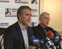 En Miami Uribe y Rubio llamaron a militares a remover a Maduro del poder.