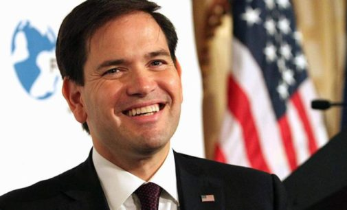 Senador Rubio traslada su oficina a Tampa Florida, bienvenido.