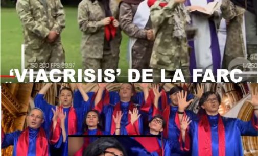 Semana Santa: Timo y  camaradas en 'viacrisis' Voz Populi, Te Ve humor