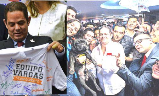 """El equipo de Vargas Lleras con Orden y disciplina  """"eltiempo.com"""""""