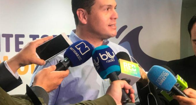 Juan Carlos Pinzón anunció su respaldo a la candidatura de Iván Duque