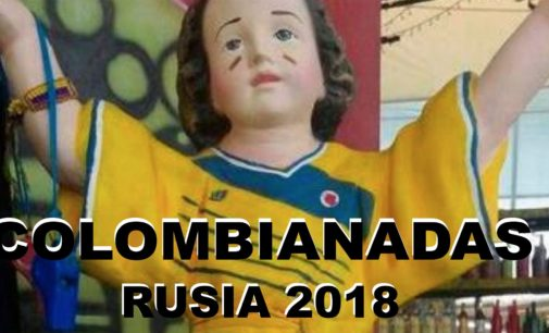 Colombianadas en Rusia :Cobrando por fotos, Baile con la Pollera, Vendiendo mazamorra paisa, Rumbas callejeras con el Ras Tas Tas