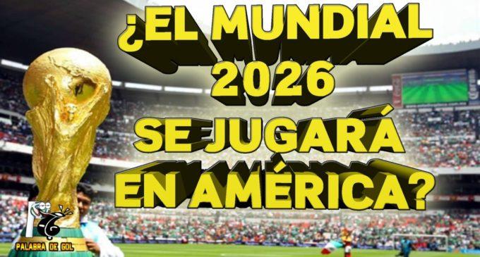 Estados Unidos, Mexico y Canada organizaran el Mundial de 2026