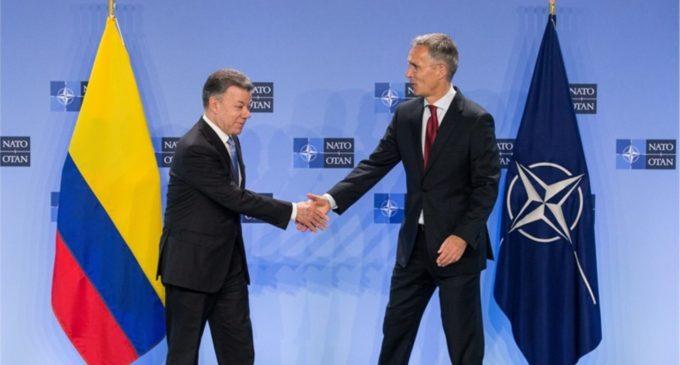 Colombia en la OTAN: Lo inicio Uribe, Lo continuo Pinzon y lo cerro Santos