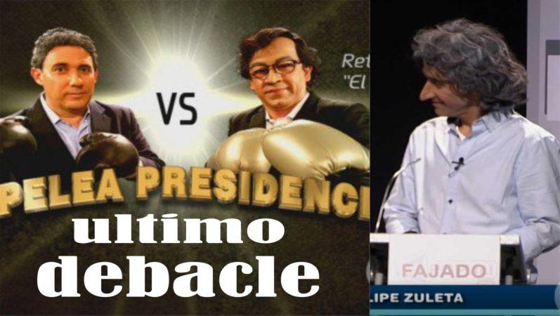 El ultimo Debacle en  Voz Populi T.V.  Ivancho y Retro. Además  la  alineación de la selección con políticos. humor