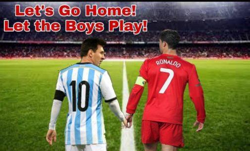 Los mejores memes de eliminacion  Portugal y se va Cristiano