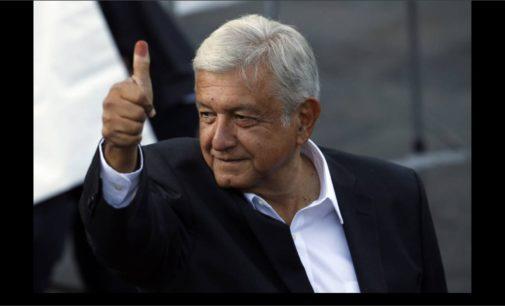 Mexico da un giro a la izquierda: Andres Lopez Obrador, nuevo presidente