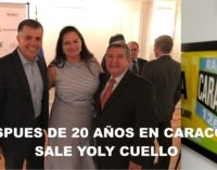 Despues de 20 años de servicio a la comunidad colombiana  en Caracol Miami 1260 sale Yoly Cuello
