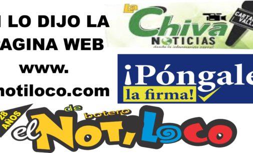 Llegando una noticia radial, la otra semana para Caracol Miami 1260 desde Colombia, entérese aquí.