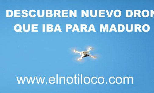 Ultima hora, encuentran este Dron activado, que iba para Maduro