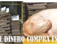 Esto es lo que vale hoy este pollo asado en Venezuela