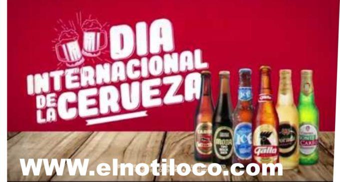 Cuentos de borrachos, hoy en el dia internacional dela cerveza
