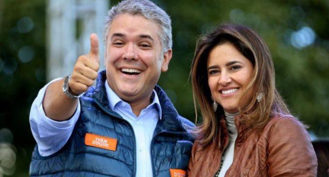 Hoy esta cumpliendo 42 años el presidente de Colombia Ivan Duque