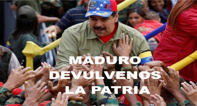 El sufrimiento de los venezolanos en fotos