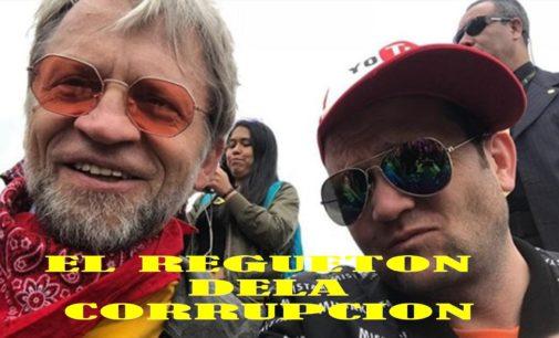 El video mas divertido que ha llegado al Notiloco es este regueton  anticorrupcion