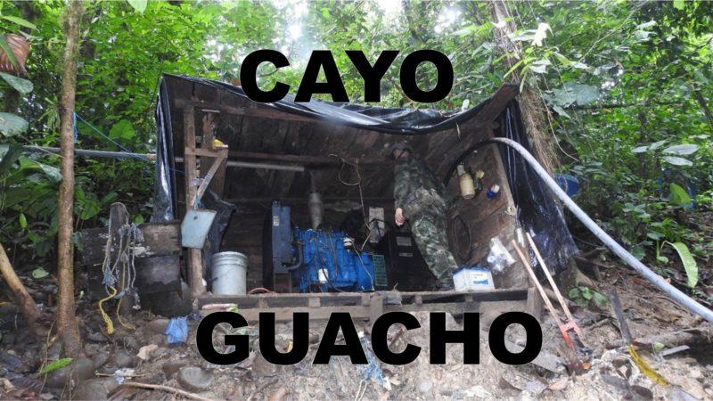 Asi cayo Guacho, otra chiva del Notiloco de Botero