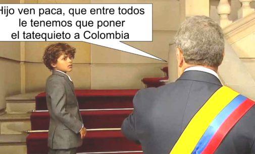 Duque autorizo incautar dosis de droga en la calle, este presidente le esta poniendo orden a Colombia.