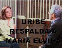 Uribe respalda a la colega Maria Elvira Salazar al senado el video aquí
