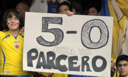 Asi fue en video, la goleada 5-0 Colombia sobre Argentina en las Eliminatorias al Mundial 1994