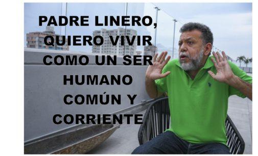 Padre Linero de Colombia cuelga los hábitos y dice que es un ser humano común y corriente