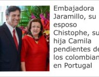 Preocupada y moviendo muebles la embajadora en Portugal por el paso del huracán Leslie  alerta para ayudar a colombianos