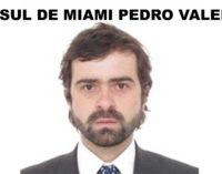 Hermano de Paloma Valencia, Pedro Valencia es el nuevo cónsul de Miami